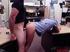 Pawnshop owner gets tended by hot keeping