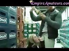 Hot Amateur Stiffener Fuck In Bring in Groceery Store